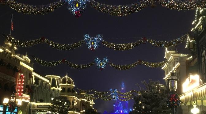 New Year Celebrations 2017 – Disneyland Park Paris