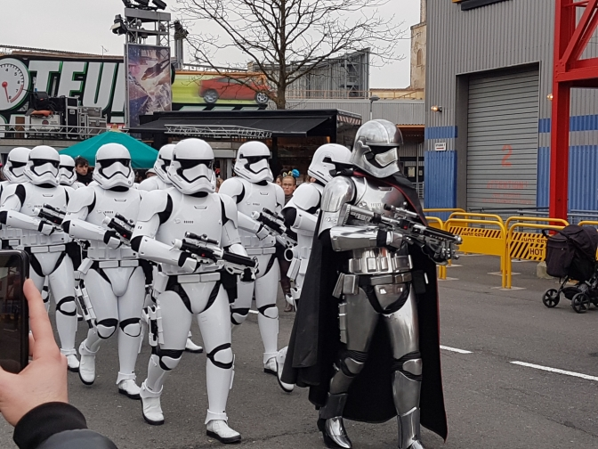 Season of the Force review at Disneyland Paris