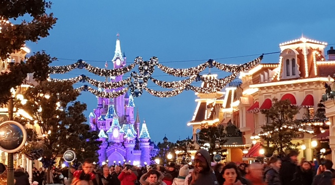 New Years Eve Disneyland Paris