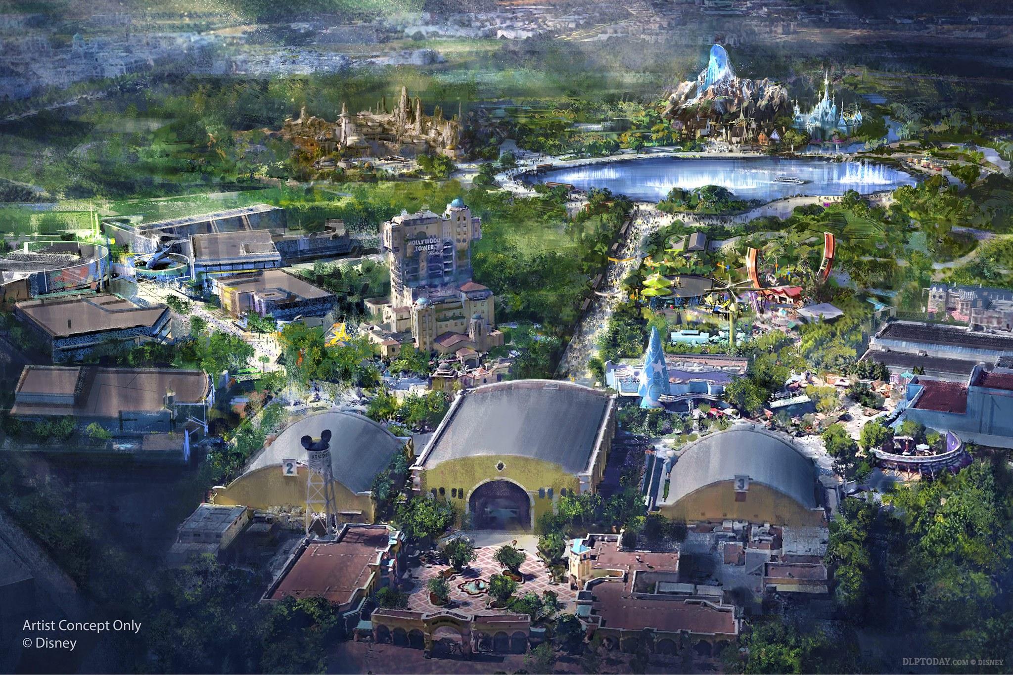 Introduction To Walt Disney Studios Park Paris Dlp Genie