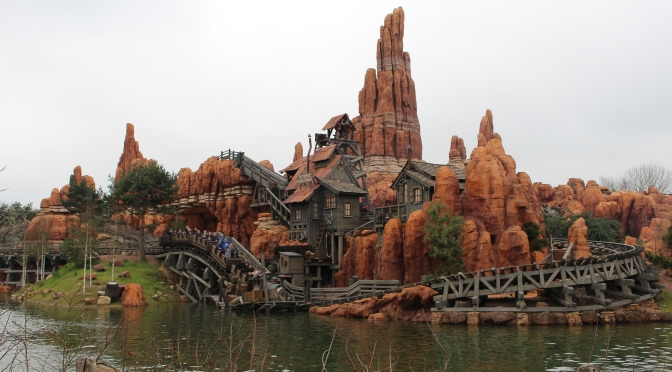 Top 5 Thrill Rides at Disneyland Park
