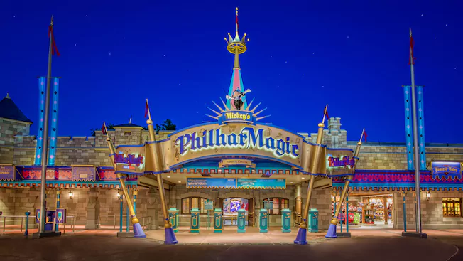 Mickey's Philharmagic coming to Disneyland Paris October 2018