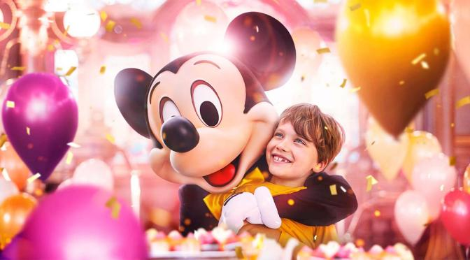 Mickey's Gift Signature Experiences